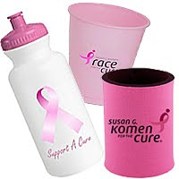 PrintGlobe joins the Komen Race for the Cure