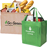 Custom Non-Woven Shopping Bags