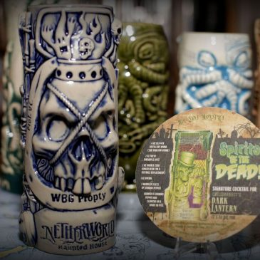 Horror in Clay – Custom Coasters and Tiki Mug Designs