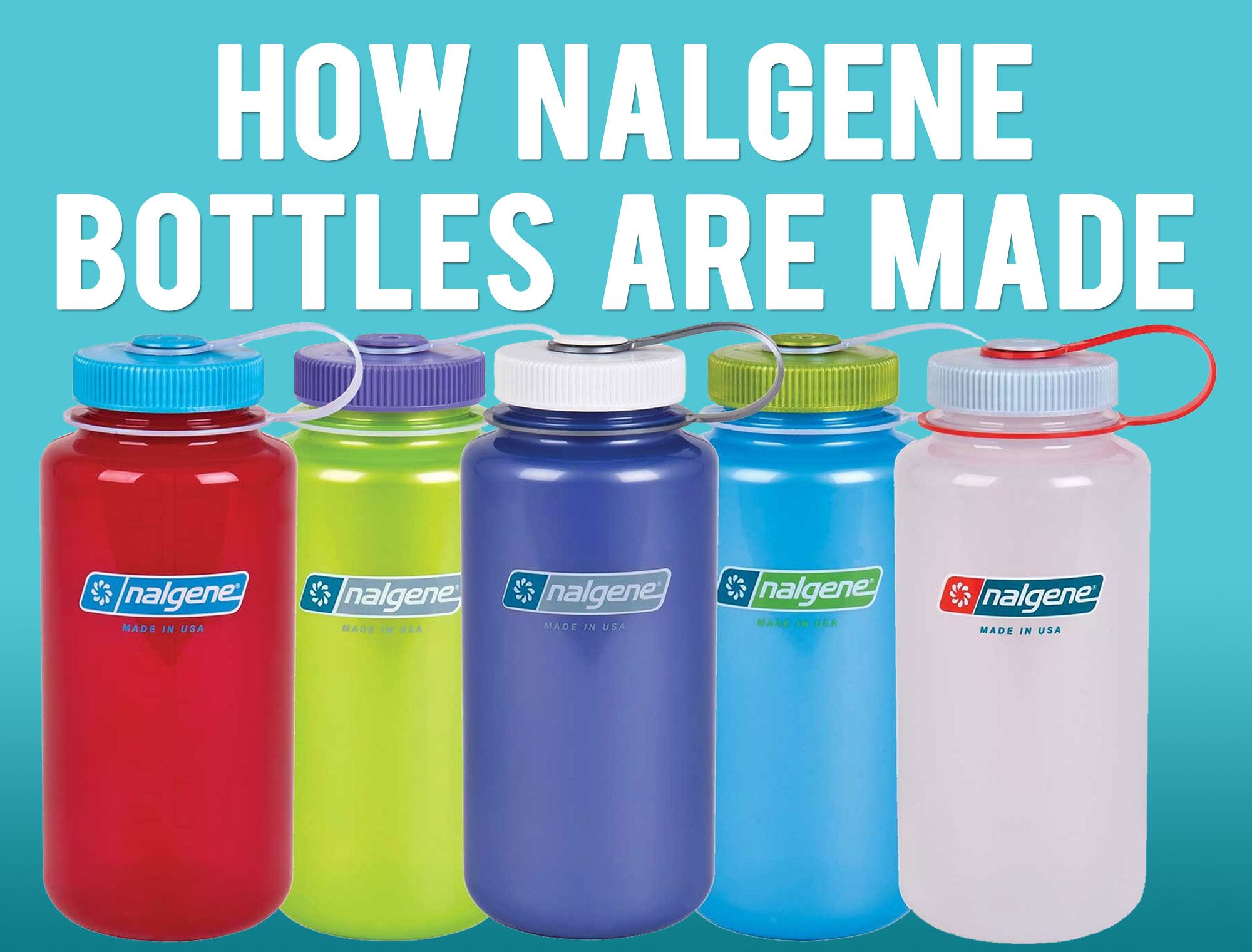 how-nalgene-bottles-are-made