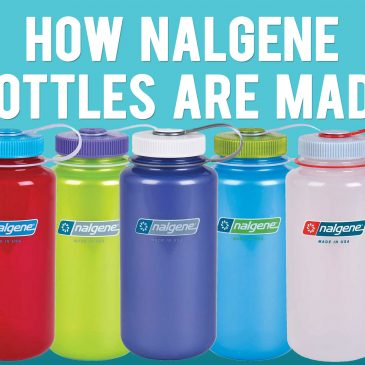 How Nalgene Bottles are Made