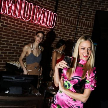 Where We've Been: Miu Miu New York Fashion Week Party