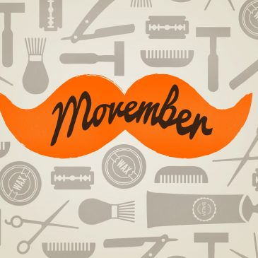 Movember; Changing the Face of Men's Health with Promotional Products