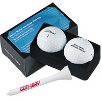 They're perfect for making a lasting impression any time of the year. Items such as Promotional Golf Balls and Promotional Golf Tees are perfect for upscale ...