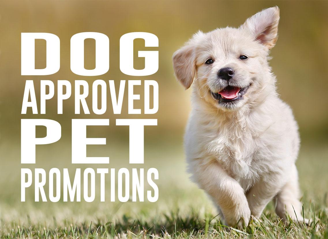 pet promotions