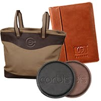 Are you looking for upscale gift ideas for your friends, customers or clients this year? Leather promotional products are just what you need!