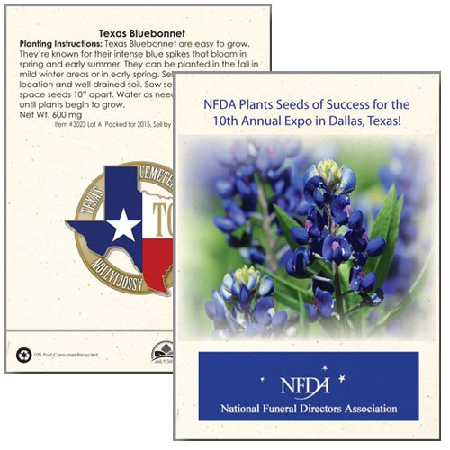 State Flower Seed Packets | promotional products