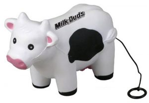 Vibrating Cow Stress Balls