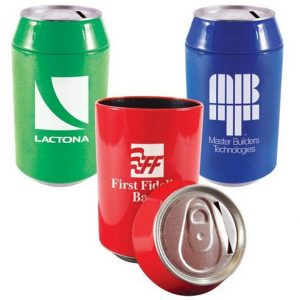 Soda Can Coin Banks