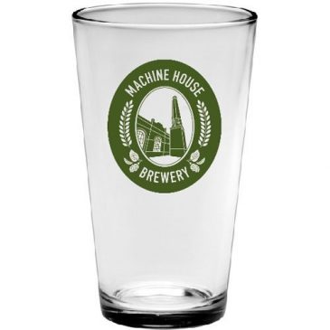 Brewery Pint Glasses