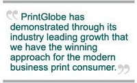 PrintGlobe Named as One of America's Fastest Growing Companies by Inc. Magazine