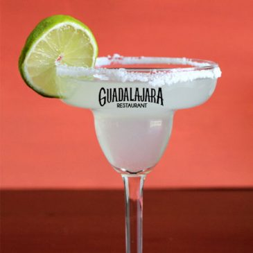 Promotional Margarita Glasses