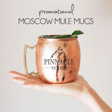 Promotional Moscow Mule Mugs