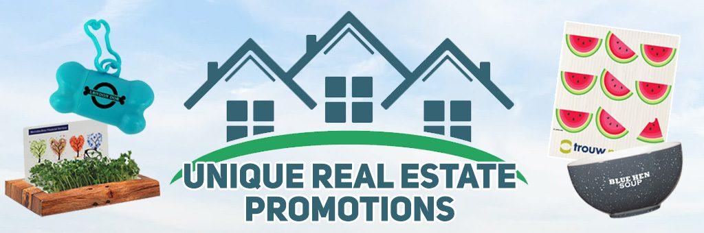 Unique Real Estate Promotions