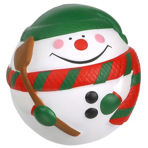 Stress Ball Snowman