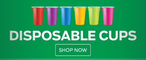 Disposable Cups & Supplies