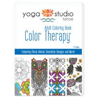 Liqui-Mark Color Therapy 24-Page Adult Coloring Books