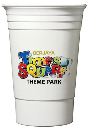 16 oz. Double Wall Insulated Plastic Cups