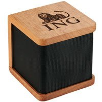 Seneca Wooden Bluetooth Speaker
