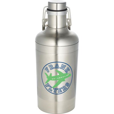64 oz. Stainless Steel Vacuum Growler
