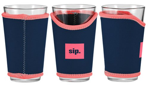 Full Color Neoprene Pint Glass Sleeves