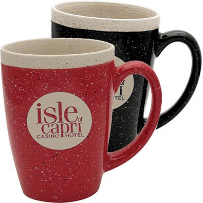 16 oz. Adobe Ceramic Mugs