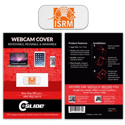 HD Fiber Webcam Covers