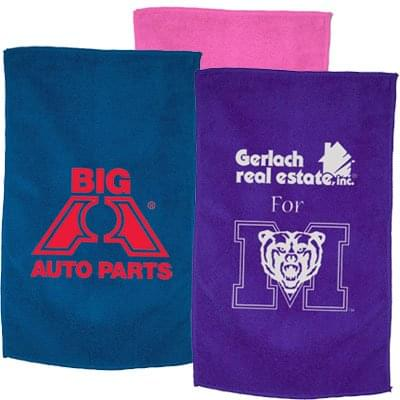 "11"" x 18"" Econo Rally Towels"