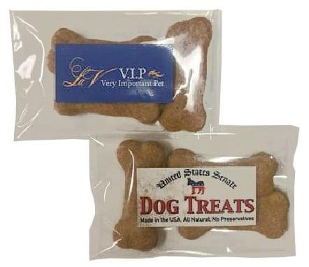 1 oz. Homemade Dog Treats, 100% All Natural