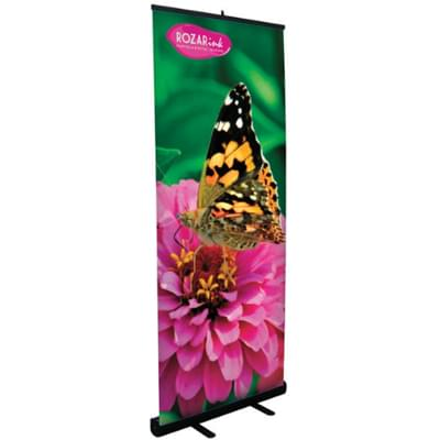 Economy Retractable Banners - Large