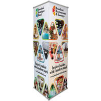 Trilogy Tower Banner Displays