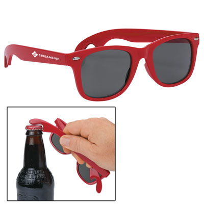 Bottle Opener Sunglasses - 1 Day Rush