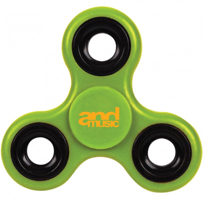 Fid Spinner Custom Promotional Products by PrintGlobe