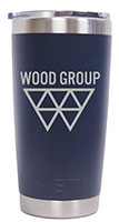 20 oz. Colored YETI® Rambler Tumbler