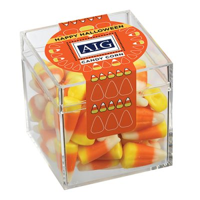 Halloween Candy Cubes with Candy Corn