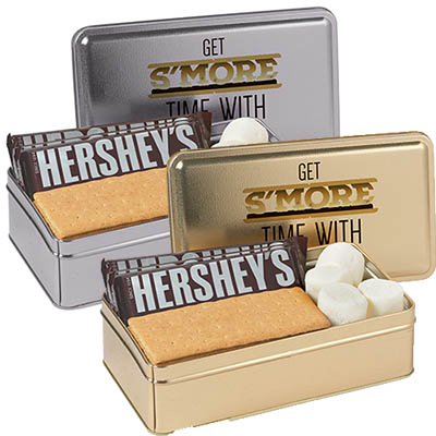 S'mores Kit Tins