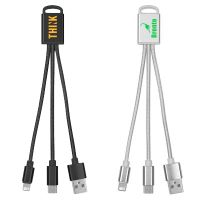 2-in-1 Braided Chargers