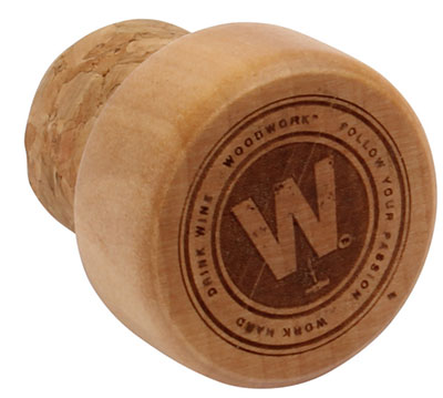 Classic Cork Wine Bottle Stoppers