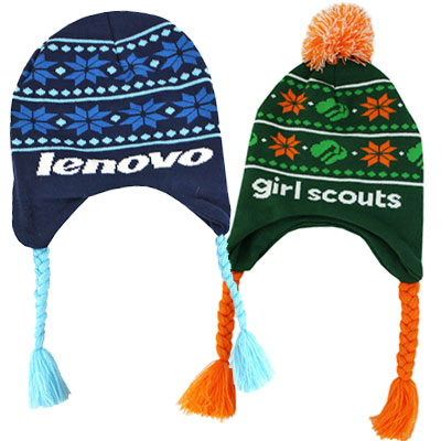 Custom Color Matched Toboggan Beanies