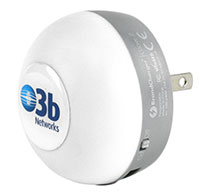 USB Wall Adapter Night Lights with Full Color Dome