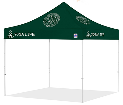 E-Z Up Eclipse 10 x 10 Professional Shelters