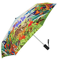 "Full Color Umbrellas - 42"" Arc"