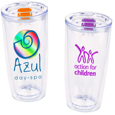 19 oz. Everest Clarity Tumblers