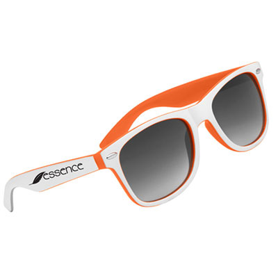 Two-Tone Sunglasses - 1 Day Rush