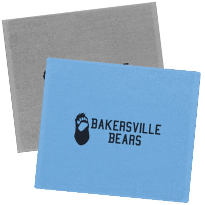 "15"" x 13"" Rally Towels - 1 Day Rush"