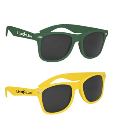 Velvet Touch Sunglasses - 1 Day Rush