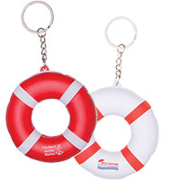 Lifesaver Keytags