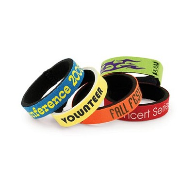 Neoprene Wrist Bands