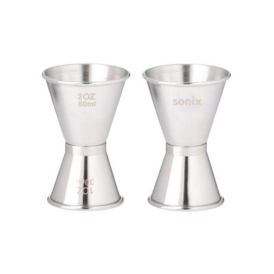 Double Sided Cocktail Jiggers