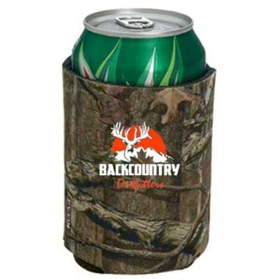 Mossy Oak Camo Can Koozies - Shadow Grass Blades